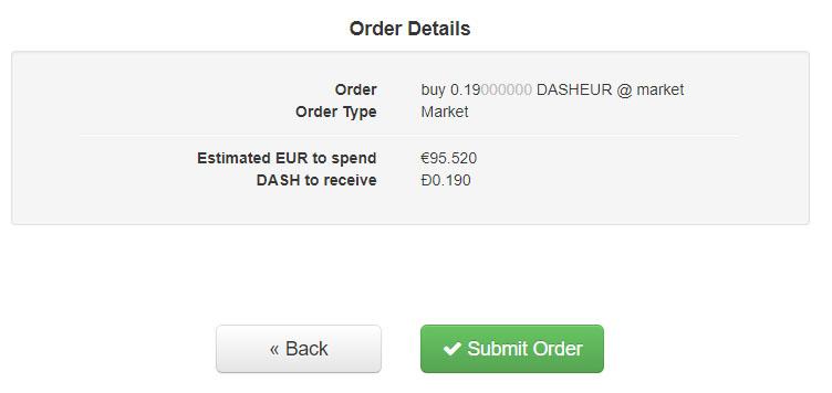 Kraken Dash kaufen